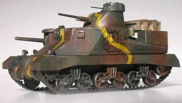 1/72 M3 LEE Mk.1中戦車